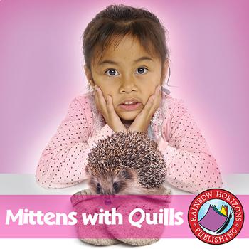 Mittens With Quills Gr. K-2