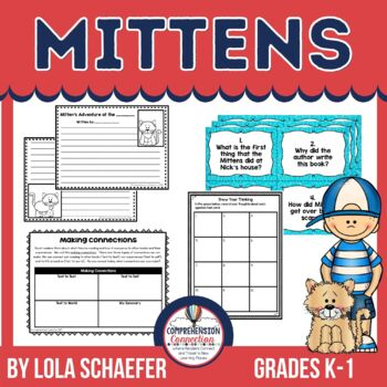 Mittens by Lola Schaefer Book Companion