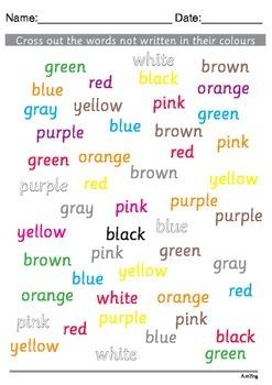 Mix Colours Mix Names