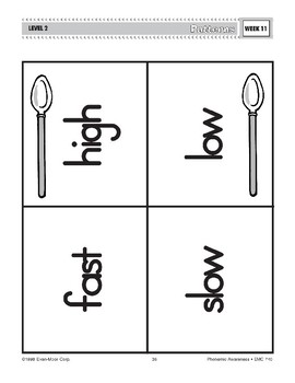 Mix It Fast (Parts of a Word)