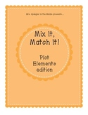 Mix It Match It Game - Plot elements edition!