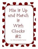 Mix It Up and Match- Clock #2
