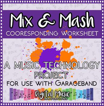 Mix & Mash Worksheet