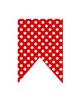 Mix & Match Bunting Banner