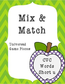 Mix & Match CVC Short U