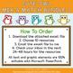Mix & Match - Cute Owl Classroom Theme Bundle #1 - 100% Editable