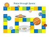 Mix & Match Game Board {Space}