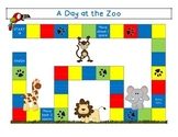 Mix & Match Game Board {Zoo}