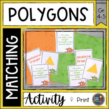 Polygons Mix and Mingle