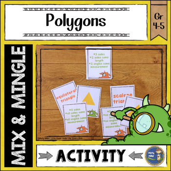 Polygons Mix and Mingle