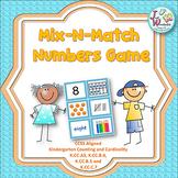 Number Sense 1-10 Math Game
