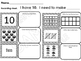 Mix-N-Match Numbers Game for numbers 11-19 number sense