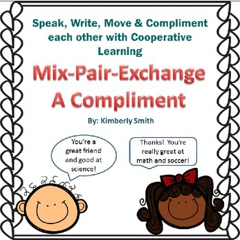 Mix-Pair-Exchange A Compliment