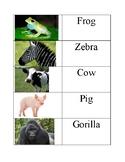 Mix and Match-Animals