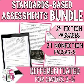 Mix and Match Assessments Bundle