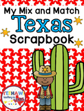 Mix and Match Texas Scrapbook