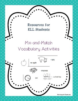 Mix-and-Match Vocabulary Practice