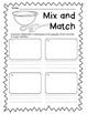 Mix and Match - a CVC short i word matching game