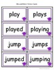 """Mix and Match """"s, ed, & ing"""" Partner Cards"""