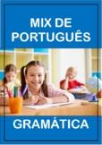 Mix de Português - GRAMÁTICA
