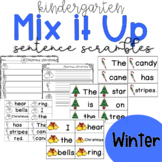Mix it Up - Winter Sentences