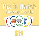 Mix 'n Match Articulation Playing Cards /SH/