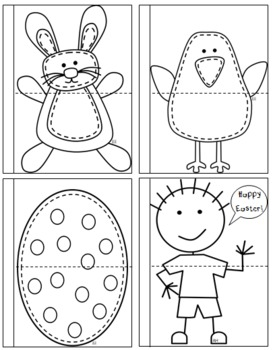 Mix-n-Match Easter Book FREEBIE