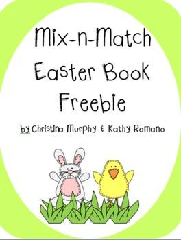 Mix-n-Match Easter Book FREEBIE
