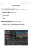 MixCraft Assignment
