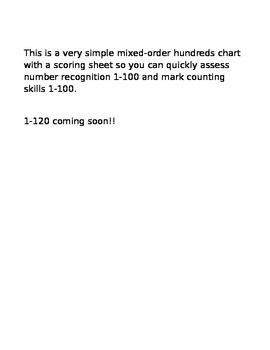 Mixed 100s Chart