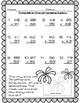 Mixed 2 Digit Regrouping: New Years Theme