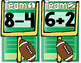 Mixed Addition & Subtraction Football