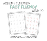 Mixed Addition and Subtraction Facts