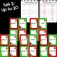 Christmas Math Mixed Addition Subtraction: Write the Room [[2 sets!]]