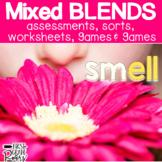 Mixed Blends Activities