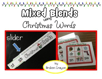 Mixed Christmas Blends