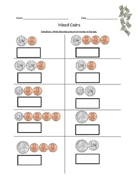 Mixed Coins