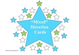 Mixed Complex Direction Cards