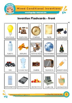Mixed Conditional Inventions