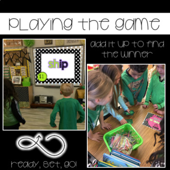 Mixed Digraphs: ch, sh, th,& wh Bank It! Projectable Game