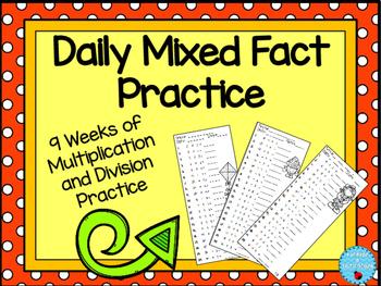 Mixed Fact Practice