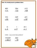Mixed Math Practice