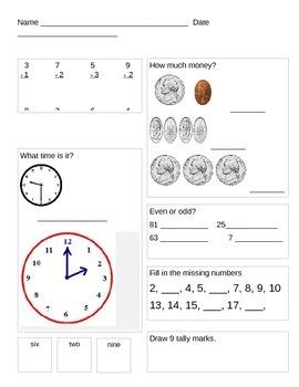 Mixed Math Review