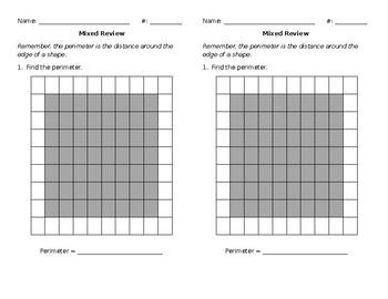 Mixed Math Review #14