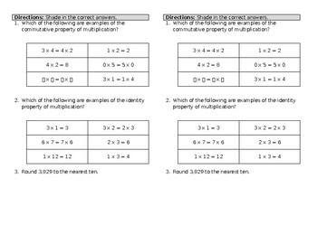Mixed Math Review #21