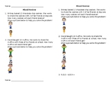 Mixed Math Review #22