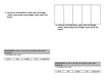 Mixed Math Review #4
