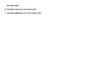 Mixed Math Review #43