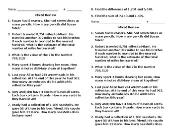 Mixed Math Review #47