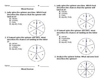 Mixed Math Review #50